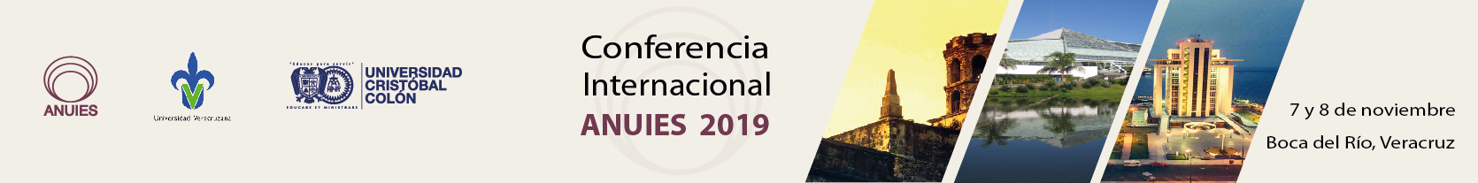 Conferencia Internacional ANUIES 2019