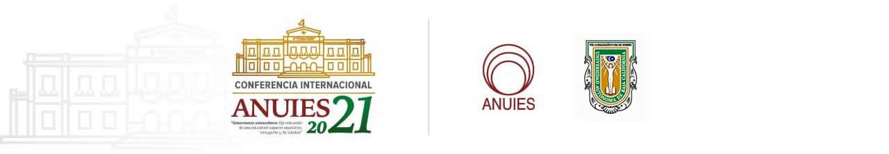 Conferencia Internacional ANUIES  2021